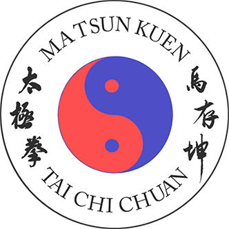 Ma Tsun Kuen Tai Chi - Retina Logo